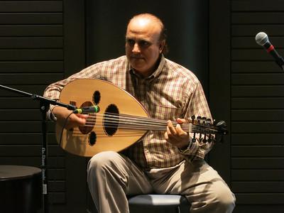 2012-11-18 Instrumentalists @ the Plaza-Oudist Suheil Sedran
