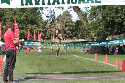 HS Boys Bronze Finish - 2012 Spartan Invitational