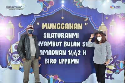 210409   Munggahan Ramadhan 1442H Biro LPPBMN 2021