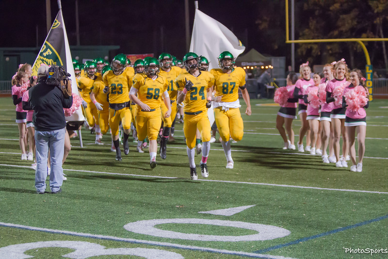 West Linn vs. Canby October 28, 2016 More to Follow
