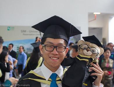 Vincent Graduation
