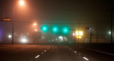 Foggy Night - Oct 15