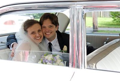 Stephen's & Michelle's Wedding, July 2009