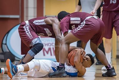 AAAA Boys Provincial Championship Varsity Basketball 2017