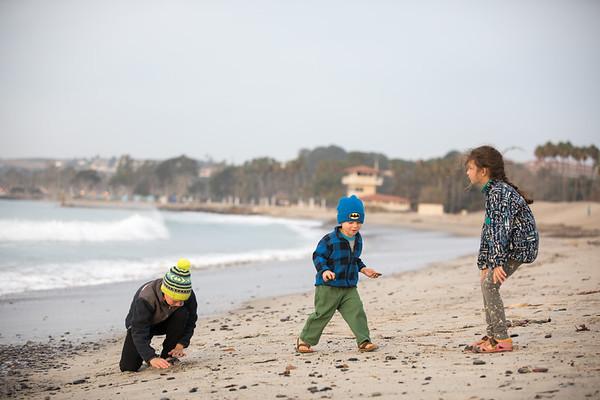 Doheny Beach Camping