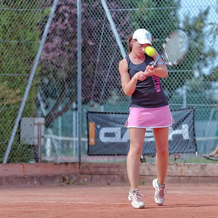 Tennis  - Anne-Sophie II - Finale USO