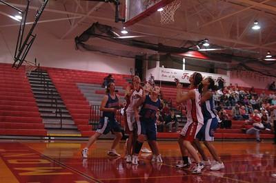Girls Varsity Basketball  - 2005-2006 - 9/29/2005 Chippewa Hills JG