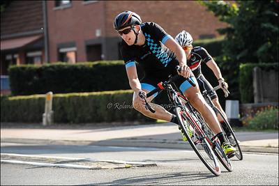 """Klein-Vorst wielertoeristen """"3de Memorial Jef Saenen"""""""