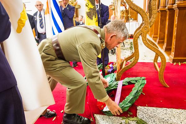 St. Spyridon 100 Year Anniversary Anzac Day Service 2017