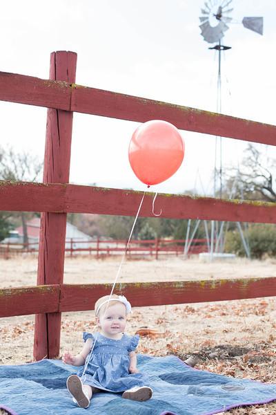 Harlow turns 1