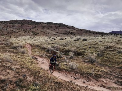 Kokopelli Trail, CO & UT, 2018