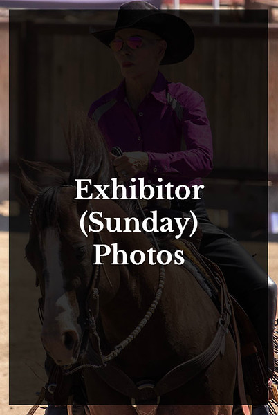 Exhibitors - Sunday