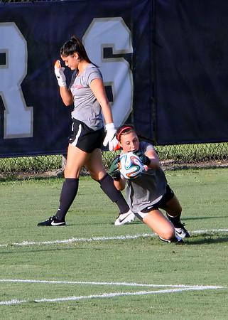 University of Arizona Soccer 2014