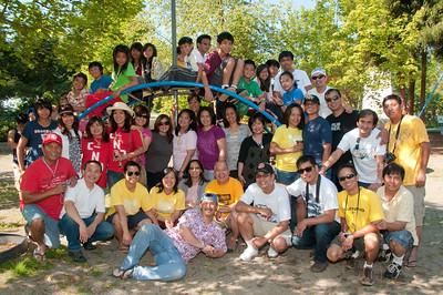La Familia Summer Olympics