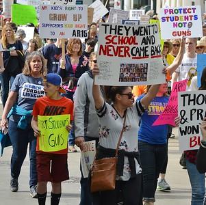 """""""March For Our Lives"""" - Denver 3/24/18"""