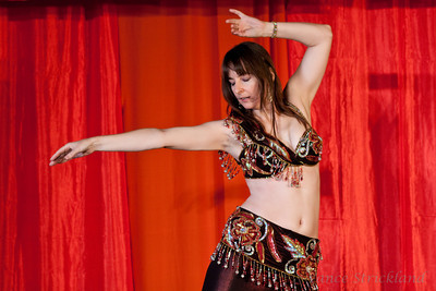 Austin Belly Dance Convention 2009 - Open Stage - Set 2