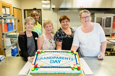 First Annual Center for Active Living Grandparents Day  8/30/19