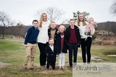 The Carven Family Cousins