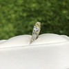 2.30ctw Fancy Yellow and White French Cut Diamond 5-Stone Band 21