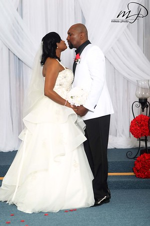 Connie & Perry Flannigan Wedding