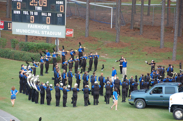 The Four Freedoms-FHS Band 9-17-10