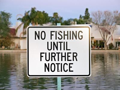 No Mo Fishin'