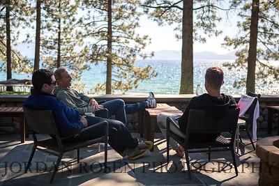2016 - July - Steyers in Tahoe
