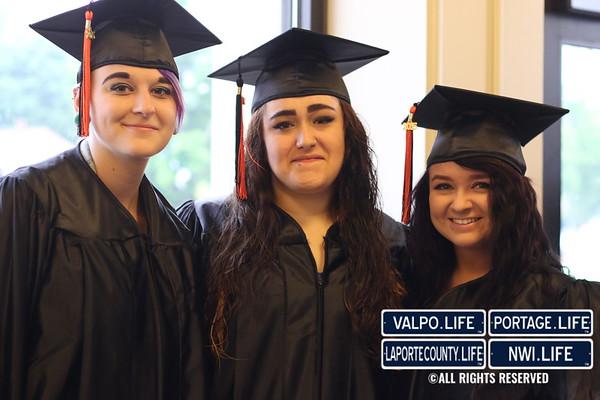 La Porte High School Graduation 2015