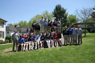 Class of 2014 College photo