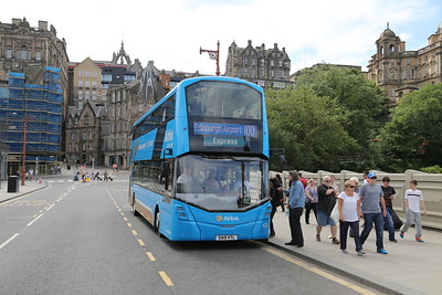 tctours2015 episode 15 - thinly veiled excuse for a spin on a new Airport Bus....