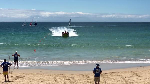28Jan2018 - Training Hobie Beach