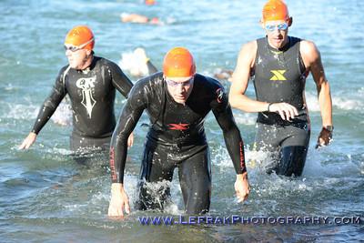 XTERRA Lake Tahoe 2013 Swim