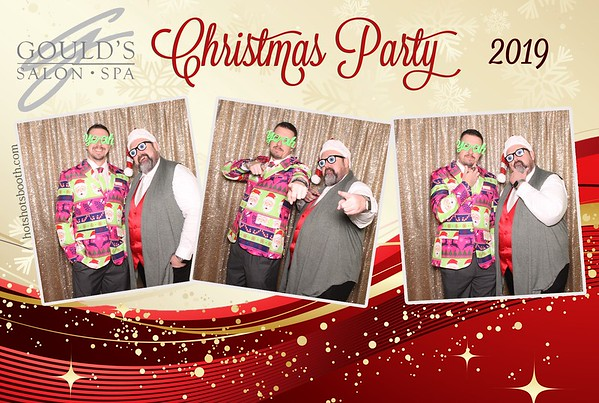 Gould's Holiday Party-Photo Booth Photos 12.14.19
