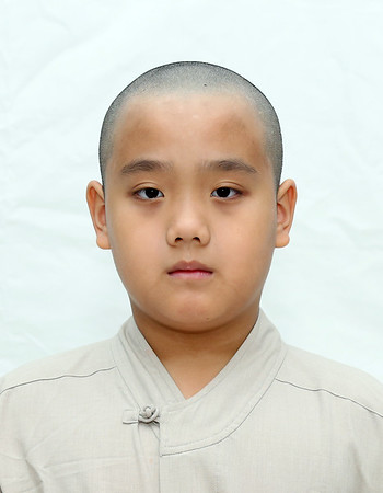 Xiao Sha Mi Passport Photos
