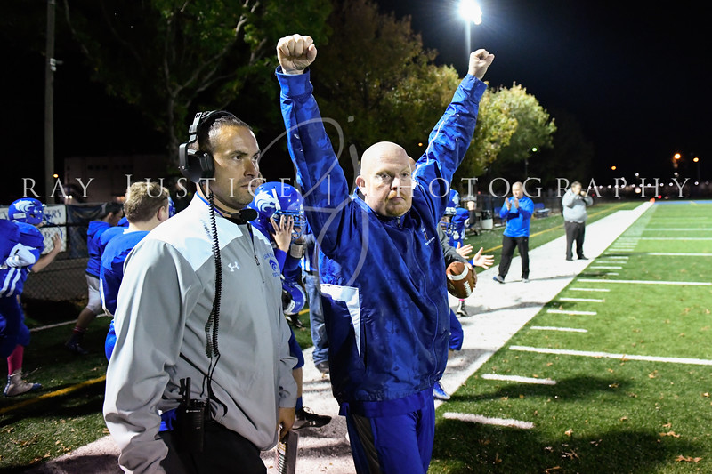 10/26/2017 Mid Valley Athletic Conference Championship
