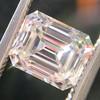 1.83ct Vintage Emerald Cut Diamond GIA F VVS2 0