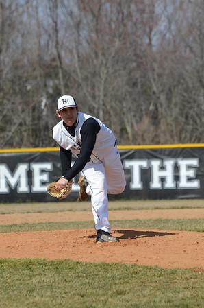Varsity Baseball April 5 vs River Hill