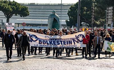 Bolkestein Demonstration 15 march 2017
