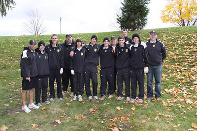 2009-10-31 OHSAA Regional Cross Country Tournament