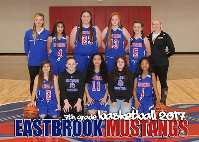 Eastbrook Middle Basketball