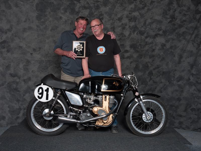 1954AJS7RWinner:FredMorkClass: Honorable Mention/Silver Star Award