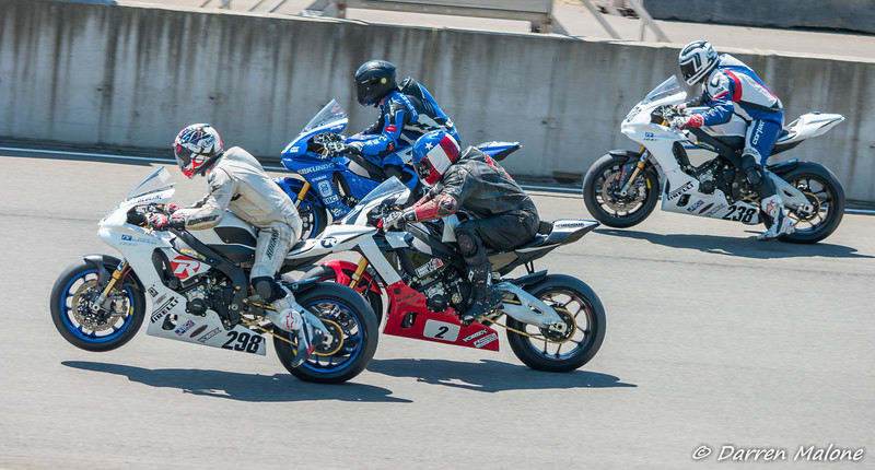 "WMRRA Round 2 Sunday Shredding 5-29-16 Features ""Open Superbike"" Race"