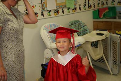 CEC Graduation 2007: Owen Graduates!