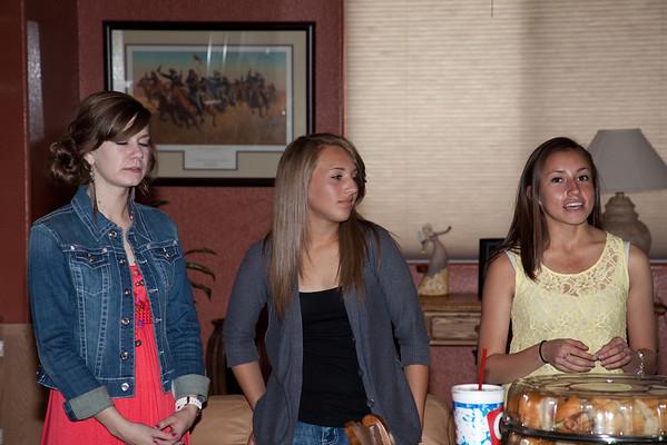 Kim & Eloy Martinez Reunion 3/26/2012