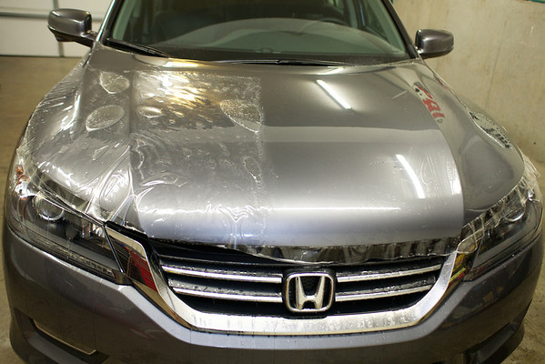 2013 Grey Honda Accord