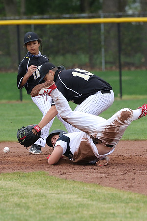 Edsel JV Baseball vs Taylor