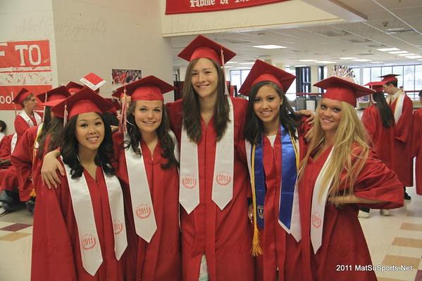 Wasilla High Class of 2011 Graduation