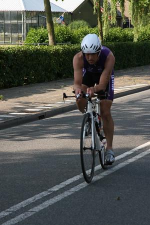 Triathlon fietsen