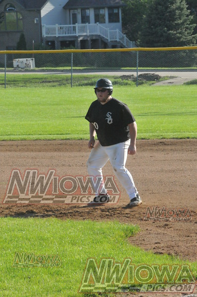 JV Baseball vs Remsen St. Marys 5/28/2013