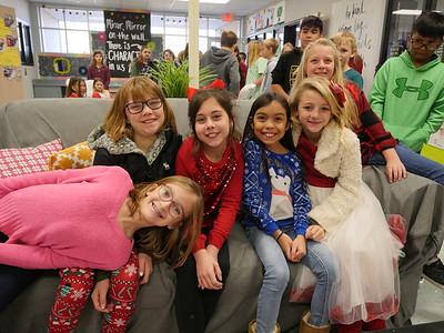 Santa Roher visits Windsong